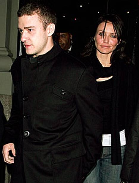 Tätä paria pidettiin yhtenä pop- ja elokuvamaailman onnellisimmista. Nyt Timberlaken ja Diazin tiet ovat kuitenkin eronneet.