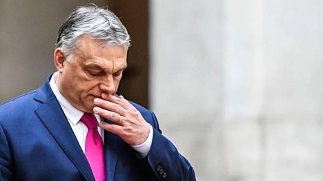 Unkarin pääministeri Viktor Orban vieraili tällä viikolla Roomassa.