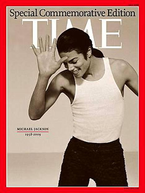 Time-lehden toimitus väänsi kasaan kenties lehtialan suurimman Jackson-tribuutin.