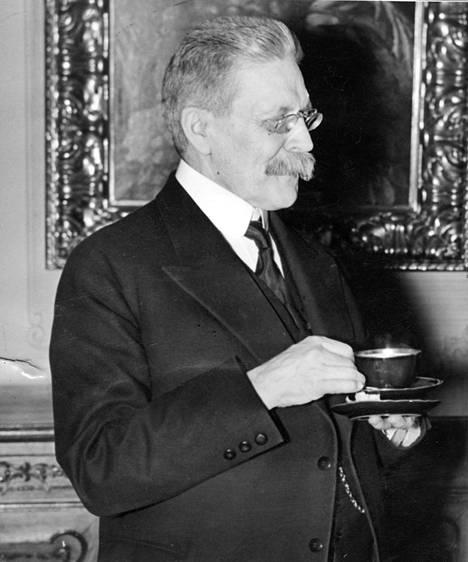 A.K. Cajanderista tehtiin syntipukki sille, että Suomi ei ollut valmistautunut talvisotaan.