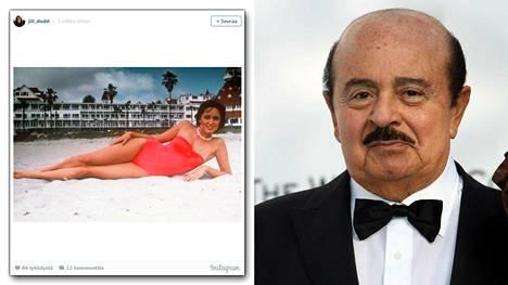 Jill Dodd rakastui 1980-luvulla saudiarabialaiseen Adnan Kashoggiin.