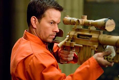 Armeijan entinen tarkka-ampuja (Mark Wahlberg) palkataan estämään presidentin salamurha.