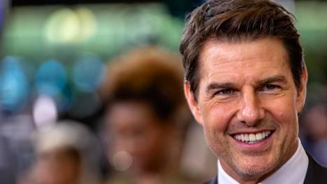 Tom Cruise joutui jättämään elokuvan kuvaukset kesken Italiassa.