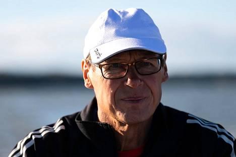 Kolminkertaisen olympiavoittajan Pertti Karppisen, 68, sanat liikuttivat norjalaista soututähteä.