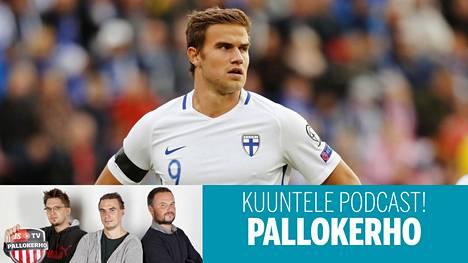 Eero Markkanen on palannut ulkomailta Suomeen ja pelaa tällä kaudella liiganousija Hakan riveissä.