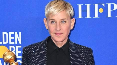 Ellen DeGeneres sai oman keskusteluohjelmansa vuonna 2003. Suosittu ohjelma on sittemmin voittanut useita palkintoja.
