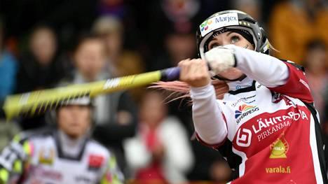 Tampere eteni naisten Superpesiksen loppuotteluihin