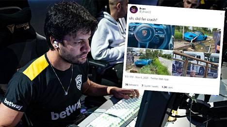 """Fernando """"fer"""" Alvarenga on edustanut viimeksi MIBR-joukkuetta, joka penkitti pelaajan syyskuussa."""