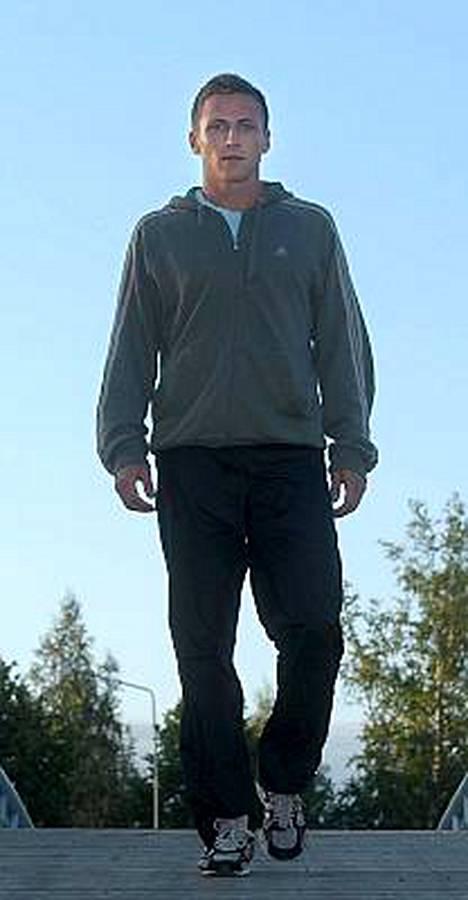 400 metrillä tuulemaan pistänyt Matti Välimäki keräsi hänkin 11%25 äänistä.