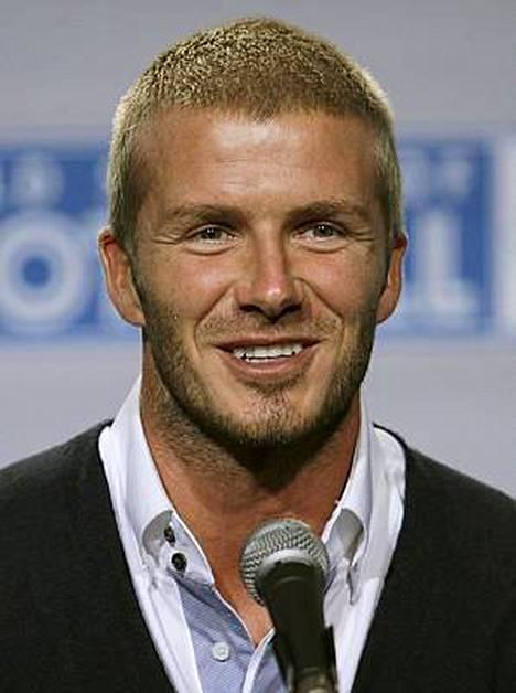 David Beckham on villinnyt yhdysvaltalaiset.