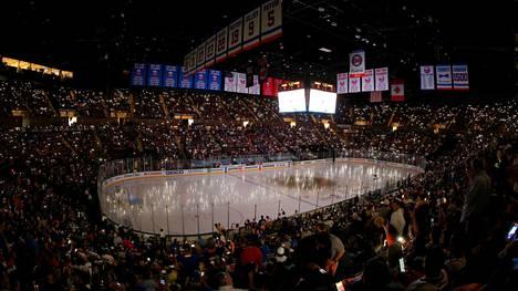Näkikö Nassau Coliseum historinsa viimeisen NHL-ottelun?
