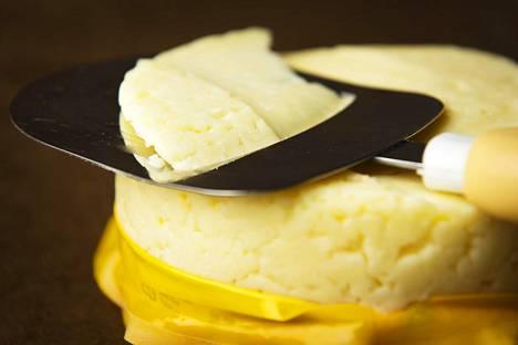 Ulkomaalaiset turistit ovat hämmästelleet juustohöylää.