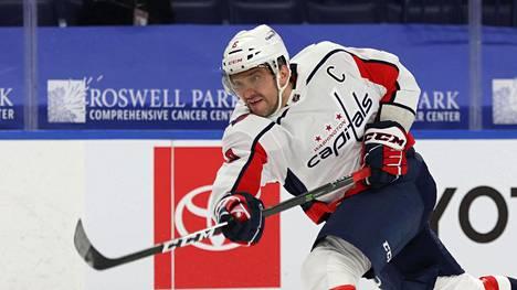 Aleksandr Ovetshkin pahoitteli käytöstään.