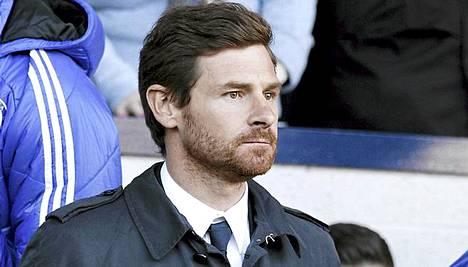 Andre Villas-Boasin aikakausi Chelseassa jäi lyhyeksi.