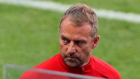 Bayern on huimassa lennossa Hans-Dieter Flickin johdolla.