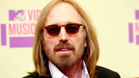 Tom Petty vuonna 2012.