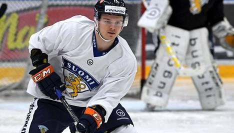 """Leijonien hyökkääjän pikapotkuja KHL:stä puitiin pitkän kaavan illanvietossa Venäjällä: """"Pian koko tapaus nauratti"""""""