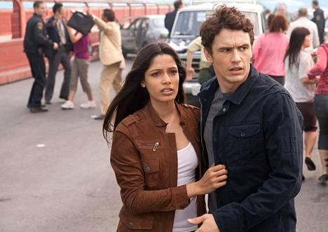 Vuonna 2011 Pinto tähditti James Francon rinnalla Apinoiden planeetan synty -elokuvassa.
