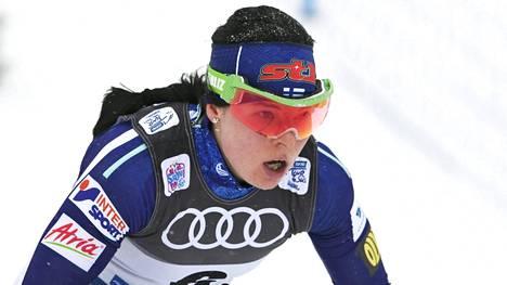 Neljä suomalaisnaista jatkoon sprintin aika-ajoista – Pärmäkoski yhdeksäs