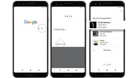 Hyräilyhaku on yksi Googlen eilen tekemistä julkistuksista.