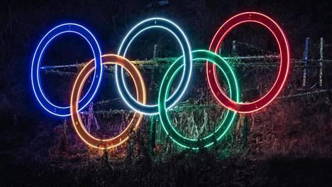 Olympialaisten järjestelyt ovat nyt vastatuulessa. Arkistokuva.