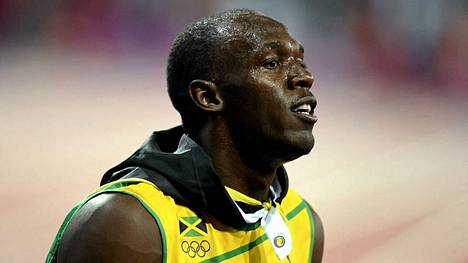 Usain Bolt ei yltänyt parhaimpaansa Rooman illassa.