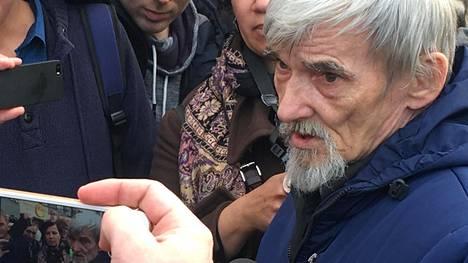 Juri Dmitrijev on ehtinyt suorittaa melkein koko hänelle määrätyn tuomion tutkintavankeudessa.
