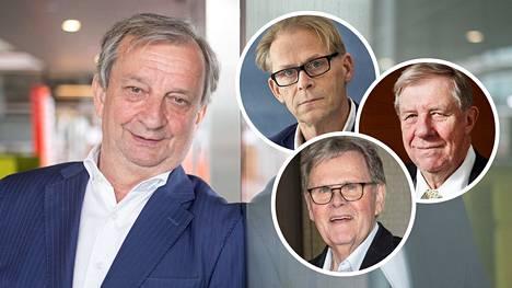 Alfa TV:n omistajiin kuuluvat nyt myös muiden muassa Hjallis Harkimo, Toivo Sukari, Eero Lehti ja Heikki Salmela