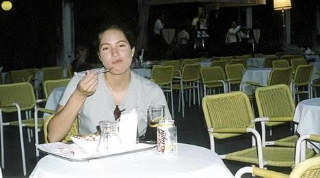 Jennifer Nicole Lee ennen kuin hänestä tuli julkkis.
