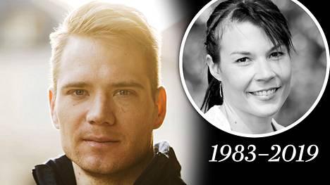 Ville Nousiainen jäi leskeksi viime kesänä, kun hänen vaimonsa Mona-Liisa Nousiainen kuoli.