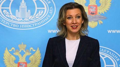 Maria Zaharovan mielestä Suomi ja Venäjä ovat kyenneet rakentavaan yhteistyöhön.