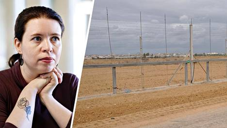 Kansanedustaja Anna Kontula vaatii Suomea lopettamaan asekaupan israelilaisten yhtiöiden kanssa.