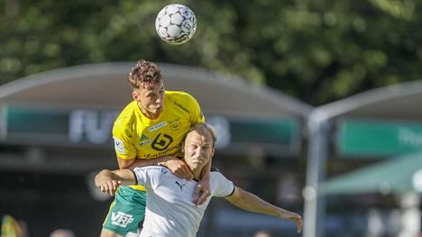 Eero Tamminen siirtyi Ilveksen riveistä Interiin.