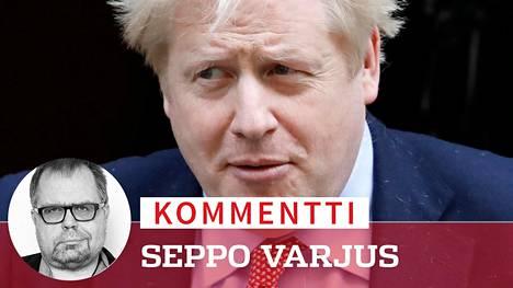 Boris Johnson sai haasteen, joka olisi suuri hänen sankarilleenkin.