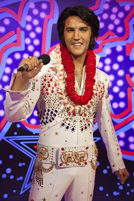 Elvis Presleyn vahanukke