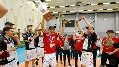 Ei mitään VaLetta – VaLePa on jälleen lentopallon Suomen mestari