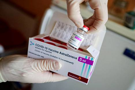 Suomi sai ensimmäisen erän AstraZenecan rokotetta helmikuun alussa.