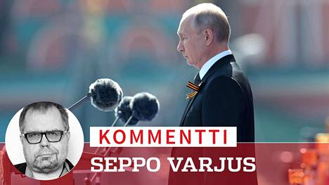 Vladimir Putin ottaa vastaan paraatin Punaisella torilla. Hänen kestävin perintönsä voi olla Venäjän militarismin uusi nousu.