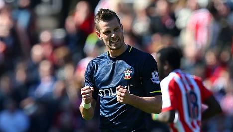 Morgan Schneiderlin siirtyy Southamptonista Manchester Unitediin.