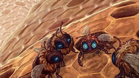 Bee Simulator on peli mehiläisen elämästä.