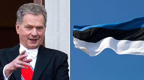 – Me emme voi antaa Virolle minkäänlaisia turvatakuita, koska meillä itsellämme ei sellaisia ole. Se on minusta aivan selvä asia, Niinistö sanoi IS:lle Oslossa.
