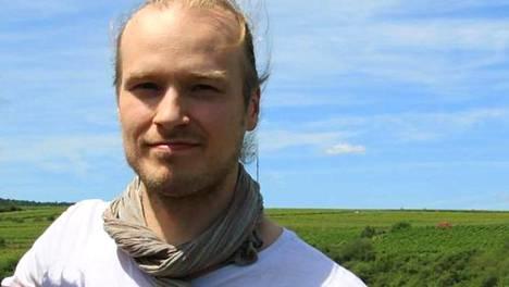 Mikko Utter avasi ruokabaarinsa vuonna 2015.