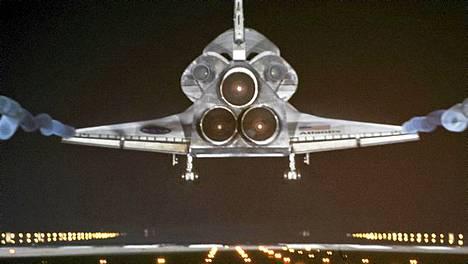 Atlantis laskeutui aamuhämärissä Floridaan ja päätti Yhdysvaltojen sukkulaohjelman.