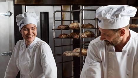 Fazer Leipomoilla on nyt 101 myymäläleipomoa, ja ne työllistävät noin 600 leipuria.