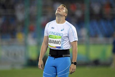 Ari Mannio oli karsinnan 27.