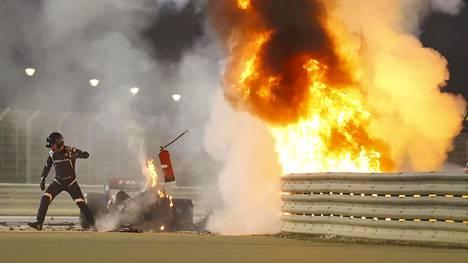 Romain Grosjeanin kolari ja sen jälkipyykki nähtiin tv-lähetyksessä toistuvasti sen jälkeen, kun ranskalaiskuljettajan kunnosta saatiin vahvistus.