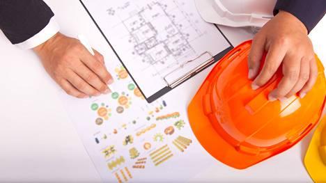 Insinööreille eniten töitä korkean jalostusasteen aloilta. Toinen suuri insinöörien työllistäjä on tällä hetkellä rakennusteollisuus.