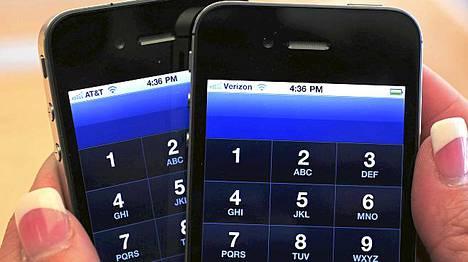 Yhdysvaltojen kongressissa huolestuttiin iPhonen ominaisuuksista.