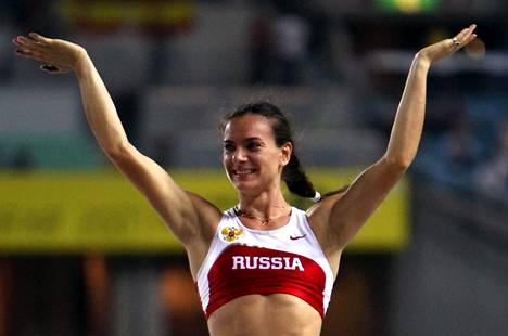 Olympiavoittaja Jelena Isinbajeva on lopettanut seiväshyppääjän aktiiviuransa. Nykyisin hänen kerrotaan asuvan sekä Monacossa että kotikaupungissaan Vlogogradissa.