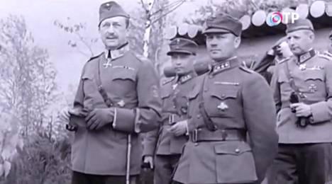 """Venäläisdokumentissa kuvaillaan Carl Gustaf Emil Mannerheimia Neuvostoliiton """"ensimäiseksi viholliseksi""""."""